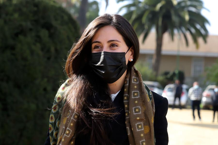 """Alcaldesa de Viña del Mar: """"Que la responsabilidad y la justicia sean la costumbre"""""""
