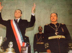 """El significante """"amo"""": de Pinochet a la Concertación"""
