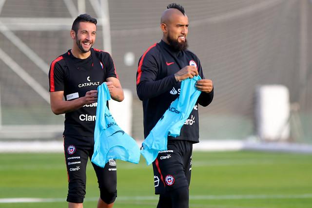 """Mauricio Isla: """"Hablé con Arturo Vidal y su sueño es jugar en Flamengo"""""""