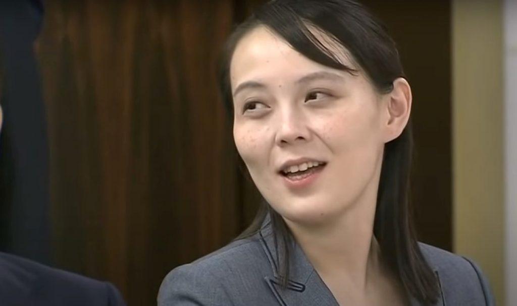 Kim Yo-jong, la poderosa hermana de Kim Jong-un, advierte a Corea del Sur sobre maniobras militares con EE.UU.