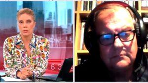 """VIDEO  Mónica Rincón a Francisco Vidal tras su defensa a Peñailillo: """"Son las 7:00, pasadas las 12:00 es la hora en que somos tontos"""""""