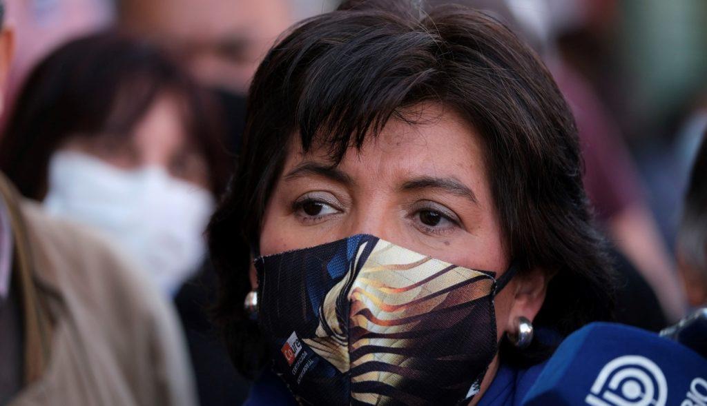 """Yasna Provoste tras agresión sufrida en Puente Alto: """"Nada justifica la violencia, yo me la voy a seguir jugando por el diálogo"""""""