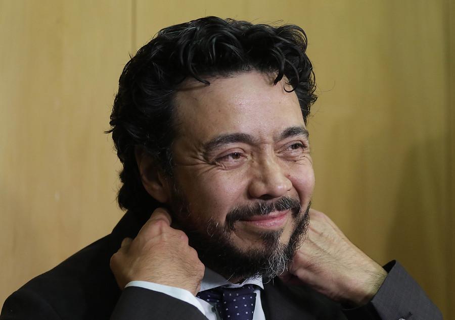 Fiscal Emiliano Arias anuncia que presentará acciones legales contra Jorge Abbott