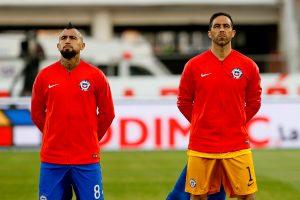 La IFFHS elige la formación histórica de la Roja con Bravo, Vidal y Alexis incluidos