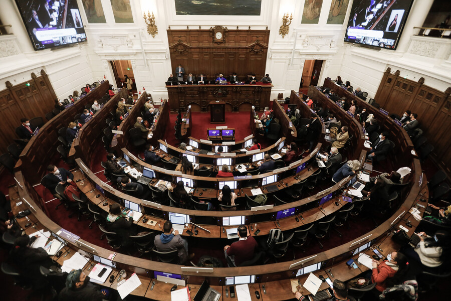 Suspenden sesión plenaria tras descubrir casos de COVID-19 en la Convención