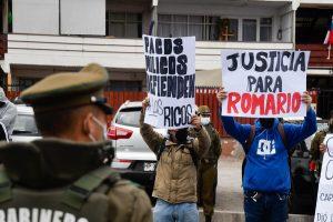 VIDEO| Parada Militar 2021: Violentas manifestaciones y detenciones en las inmediaciones