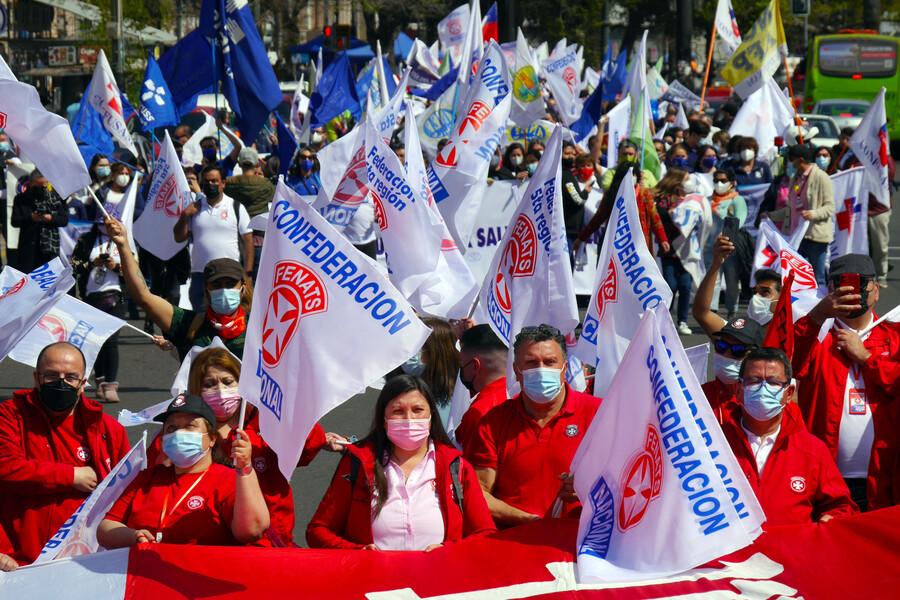 Fenats pide extender el Estado de Excepción para no perder a funcionarios contratados