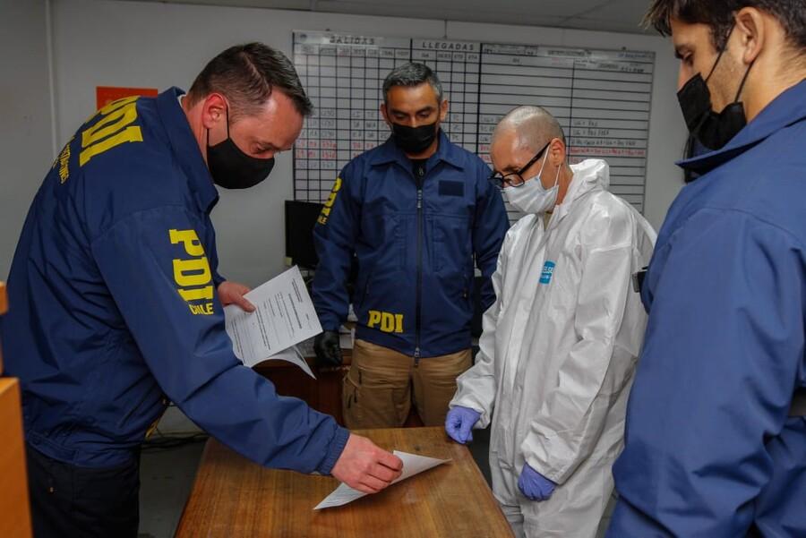 'Comandante Emilio' queda recluido en Santiago 1 tras ser extraditado a Chile