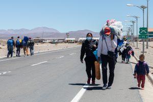 Presidenta del PPD emplaza al Gobierno a decretar zona de emergencia en Tarapacá