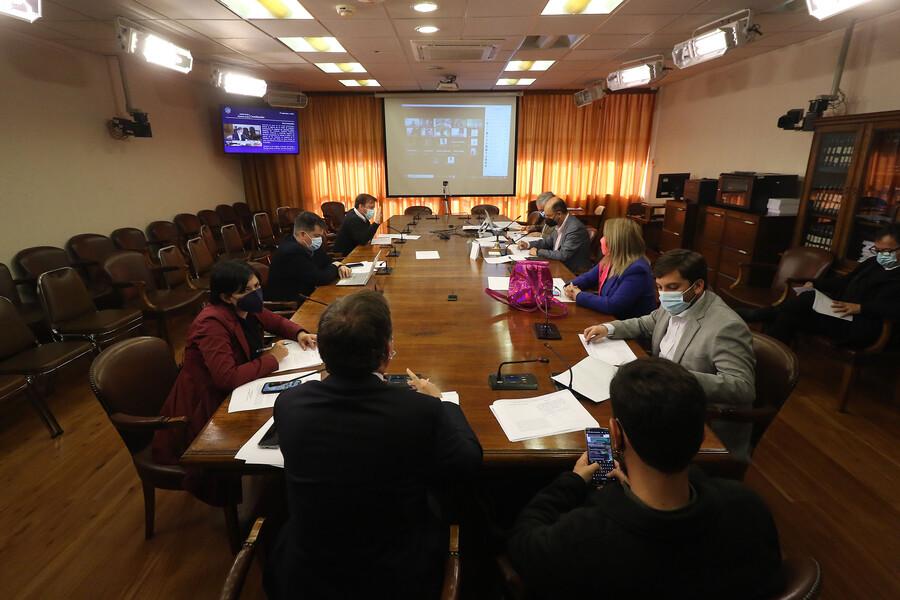 Comisión de Constitución aprueba y despacha a Sala el cuarto retiro del 10% de las AFP