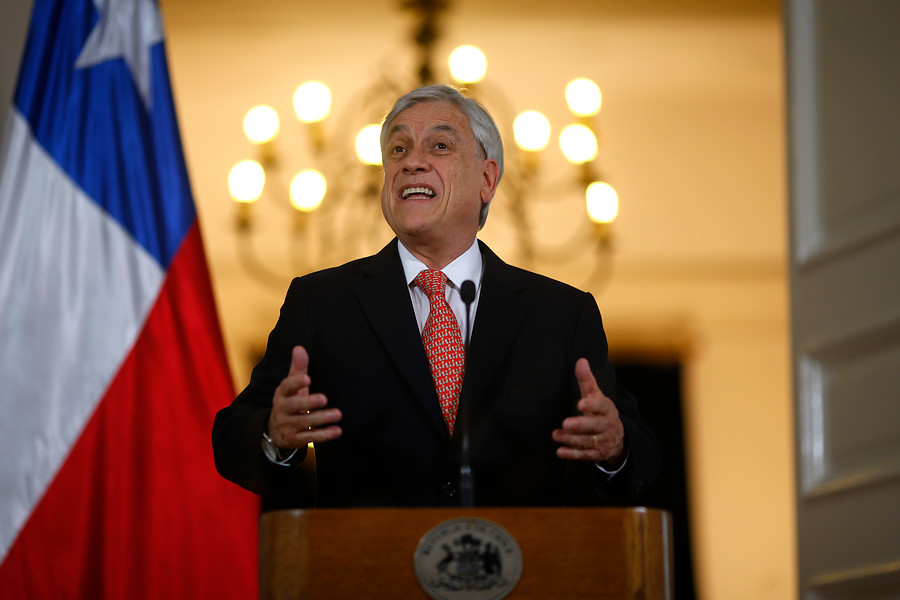 Presupuesto 2022: Piñera dispondrá cerca de USD$700 millones para el próximo gobierno