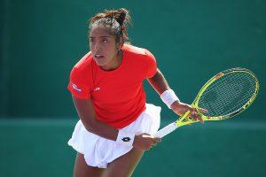 Daniela Seguel sigue firme en España y avanza a cuartos en dobles del W80 de Valencia