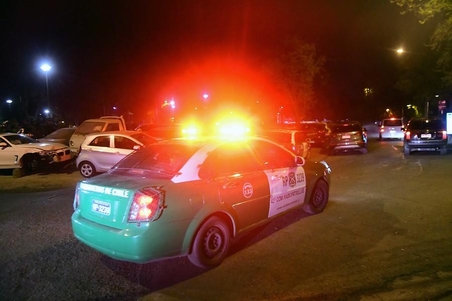Dos menores de edad graves tras recibir disparos mientras iban en auto en San Bernardo