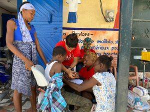 Terremoto en Haití: La campaña solidaria de la chilena radicada en la isla