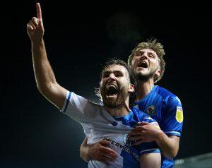VIDEO  Brereton Díaz marcó un golazo en victoria del Blackburn Rovers
