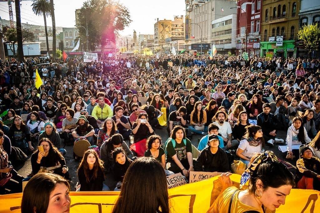 24 de septiembre: Vuelve protesta mundial contra crisis climática