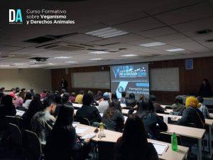 """Impartirán nueva edición, gratuita y online, del curso """"Veganismo y Derechos Animales"""""""