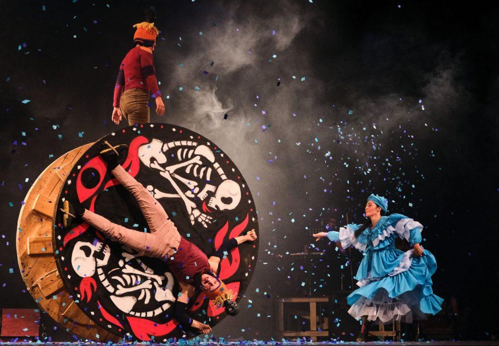 """La Patogallina encenderá con su """"Fuego Rojo"""" la reapertura del Aula Magna del CEINA"""