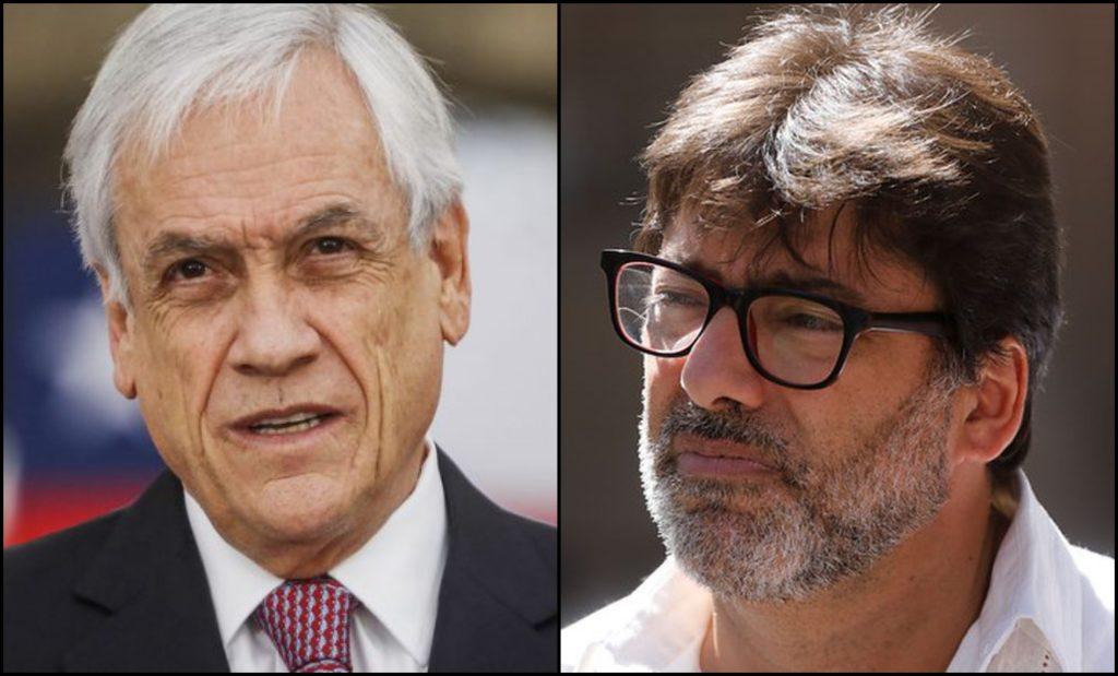 """""""Usted no tiene estatura moral"""": Jadue responde a Piñera por crítica a Convención"""