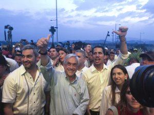 La crisis de refugio en Chile