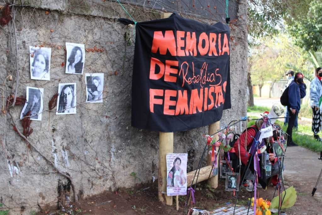 Denuncian retiro de letrero instalado para identificar ex casa de tortura Venda Sexy