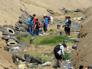 Vertientes de la Chimba norte: La cruzada ciudadana por restaurar un ecosistema abandonado