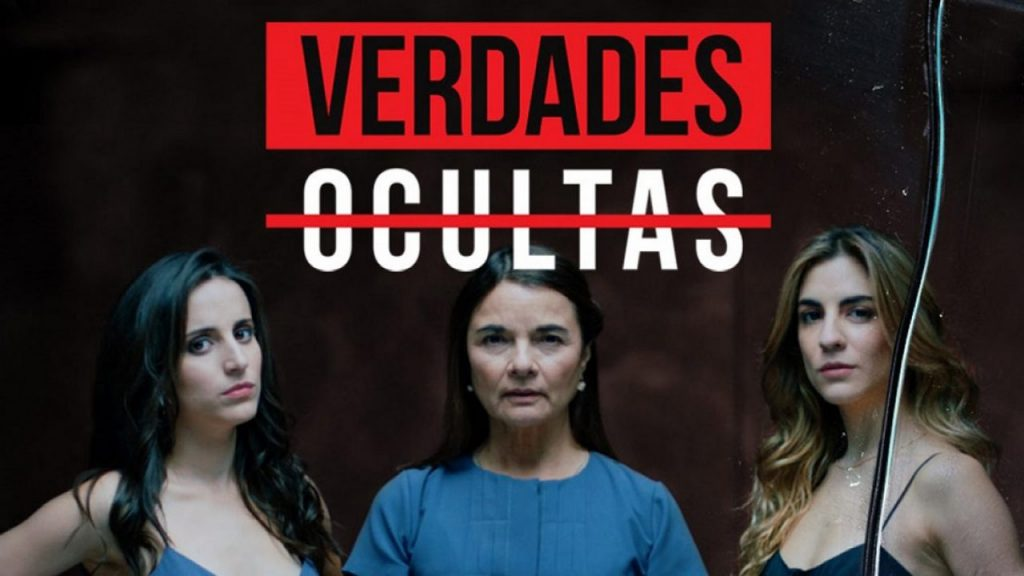 """Tras largos cuatro años, Mega anuncia el final de su teleserie """"Verdades Ocultas"""""""