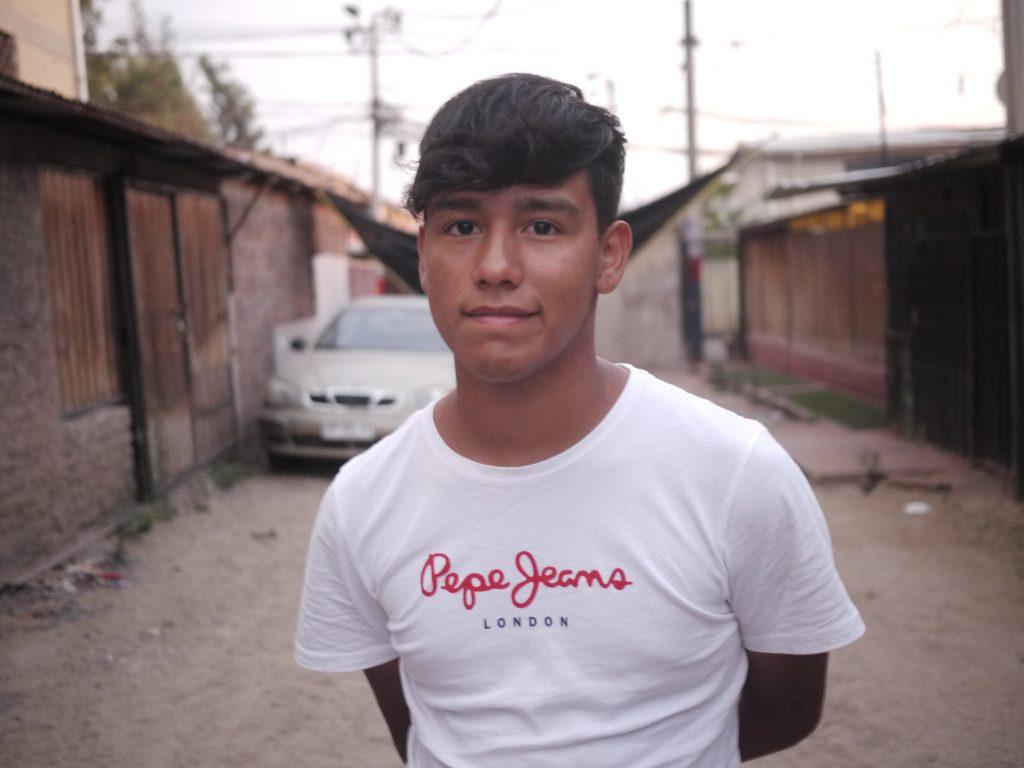 """Anthony, el joven lanzado al río por Carabineros: """"Nuestra lucha ha sido en vano"""""""