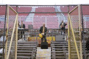 Nico Rojo es furor en YouTube con videoclip grabado en memorial del Estadio Nacional