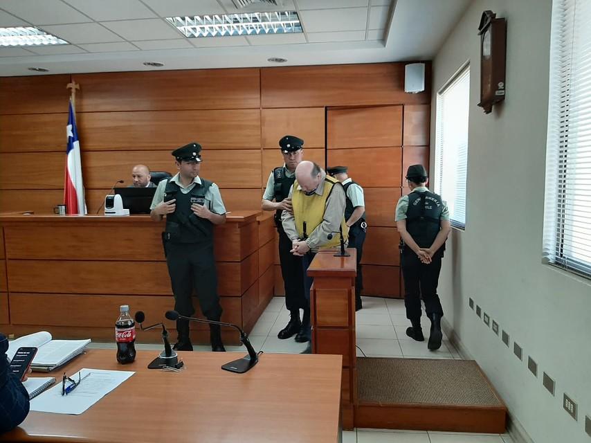 Estallido social: Empresario es condenado a 15 años por homicidio de joven manifestante