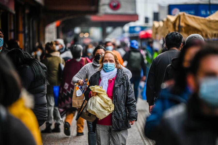 Plan Paso a Paso: Revisa las cuatro comunas que retrocederán por el aumento de casos