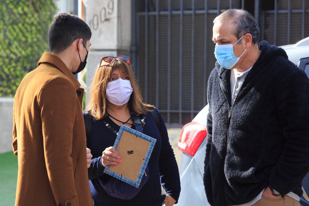 Familia de subinspectora Valeria Vivanco marcha para exigir justicia por su crimen
