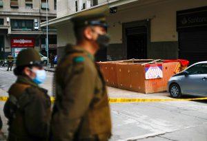 """Jefe de carabineros infiltrados en marchas: """"Pido perdón por los daños colaterales"""""""