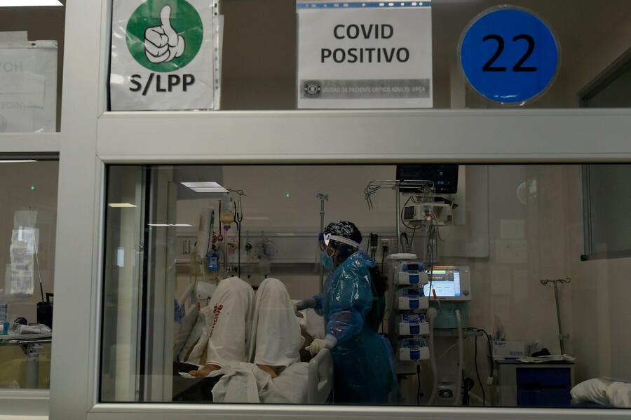 Reporte Minsal: COVID-19 genera más de 1.200 casos y la positividad RM se ubica en 3%