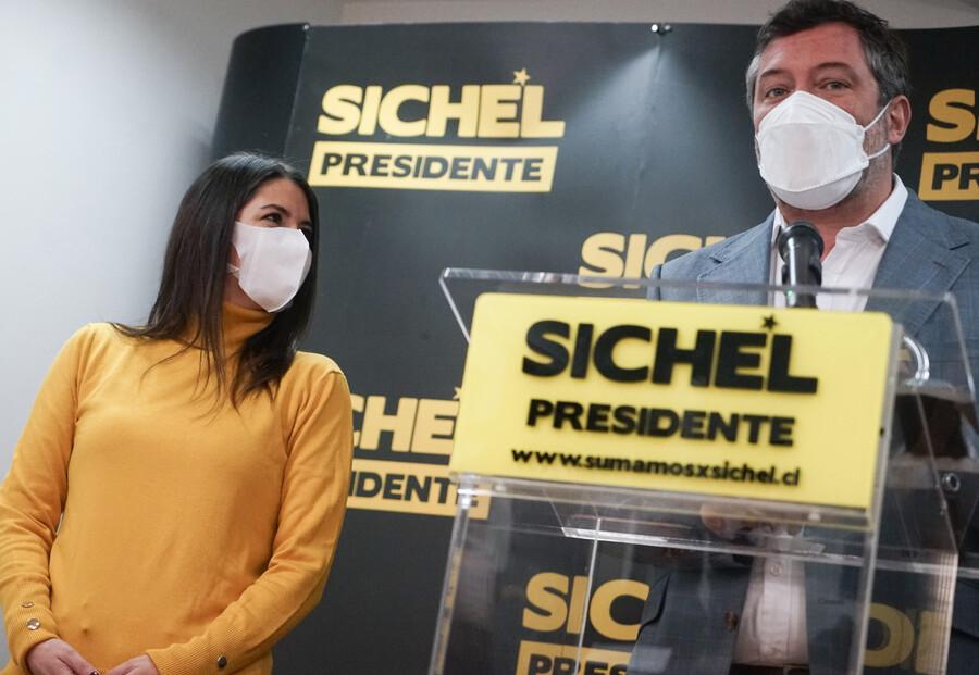 """Sichel tras investigación de Contraloría a Martorell: """"Es tremenda mujer líder para Chile"""""""