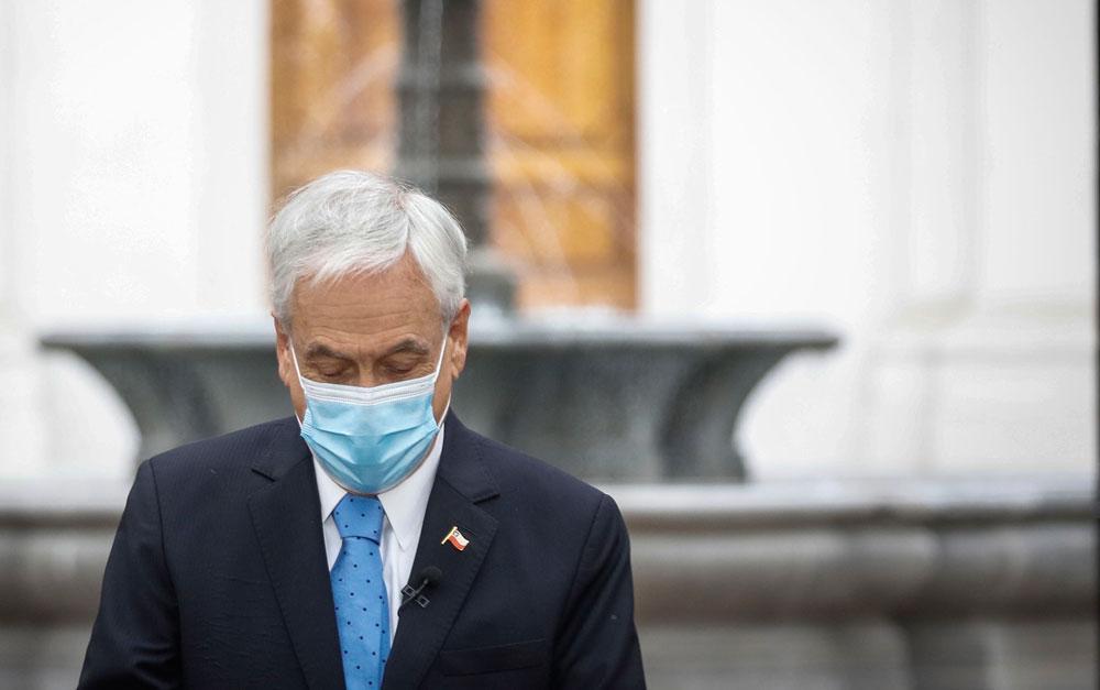 La Moneda insiste en inocencia de Sebastián Piñera ante reapertura de investigación
