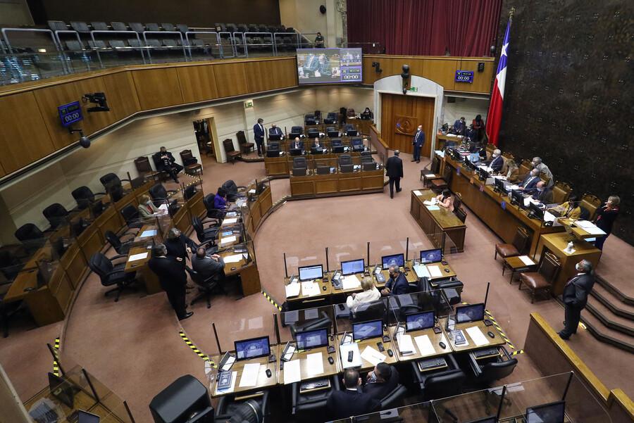Discusión duró 12 minutos: Senado aprueba ley para revertir impugnación de candidaturas