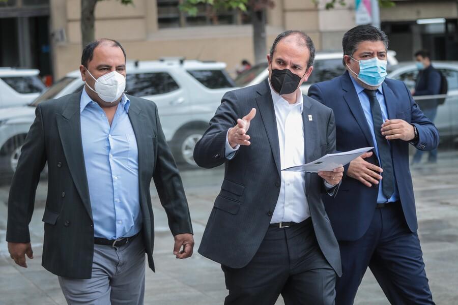 Gobernador del Biobío y alcaldes por Estado de Emergencia: «Ni siquiera fuimos informados»