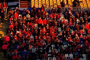 Otra vez por cánticos: FIFA castiga a Chile y sufrirá duro impacto en su localía