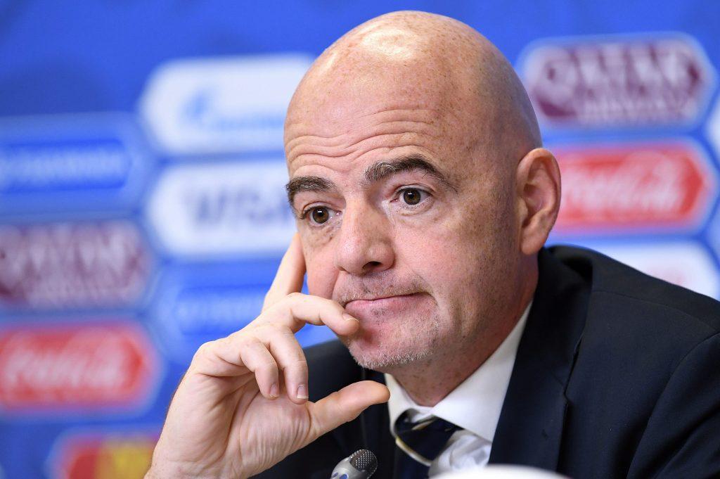 Presidente de FIFA Gianni Infantino visitará Chile y se reunirá con Pablo Milad