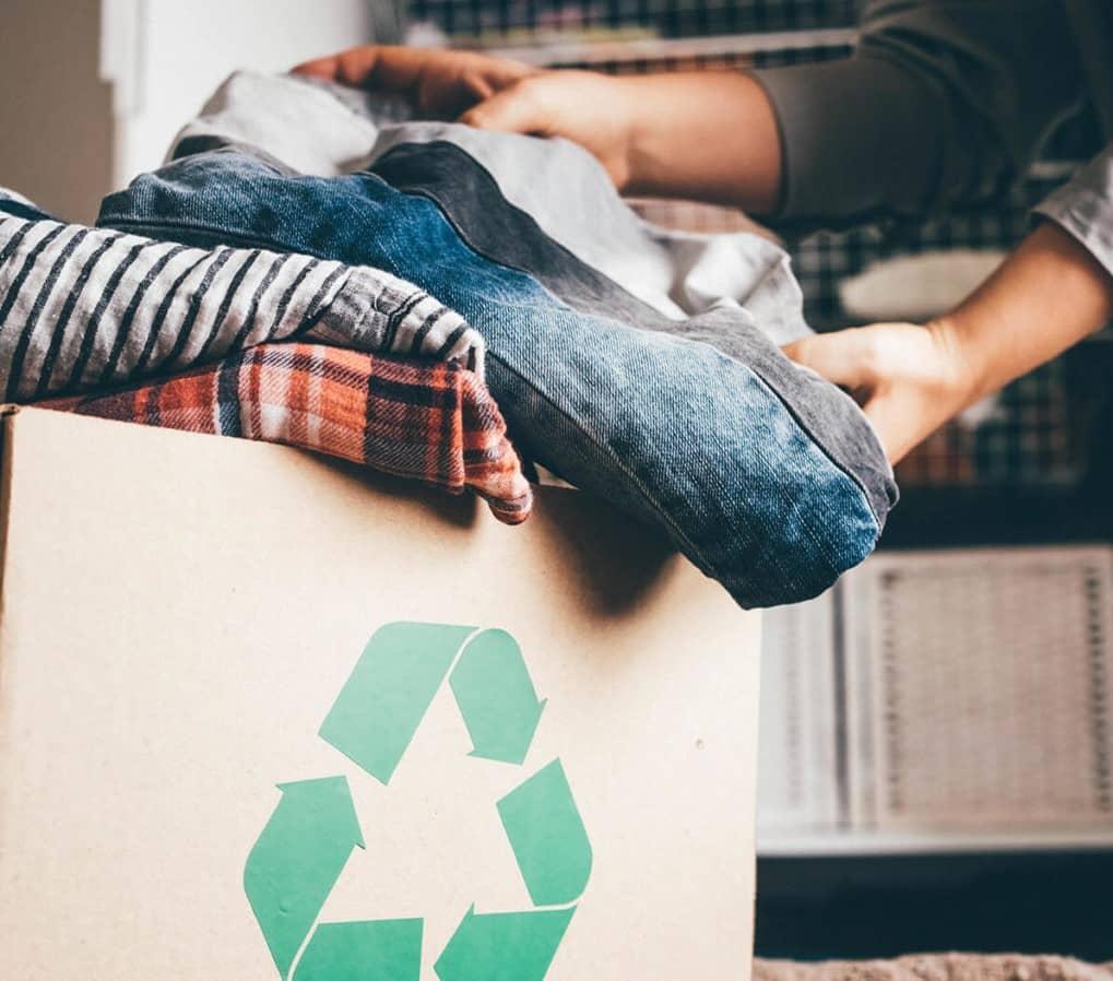 Recicla e intercambia la ropa que no usas: Da una segunda vida útil a tus prendas