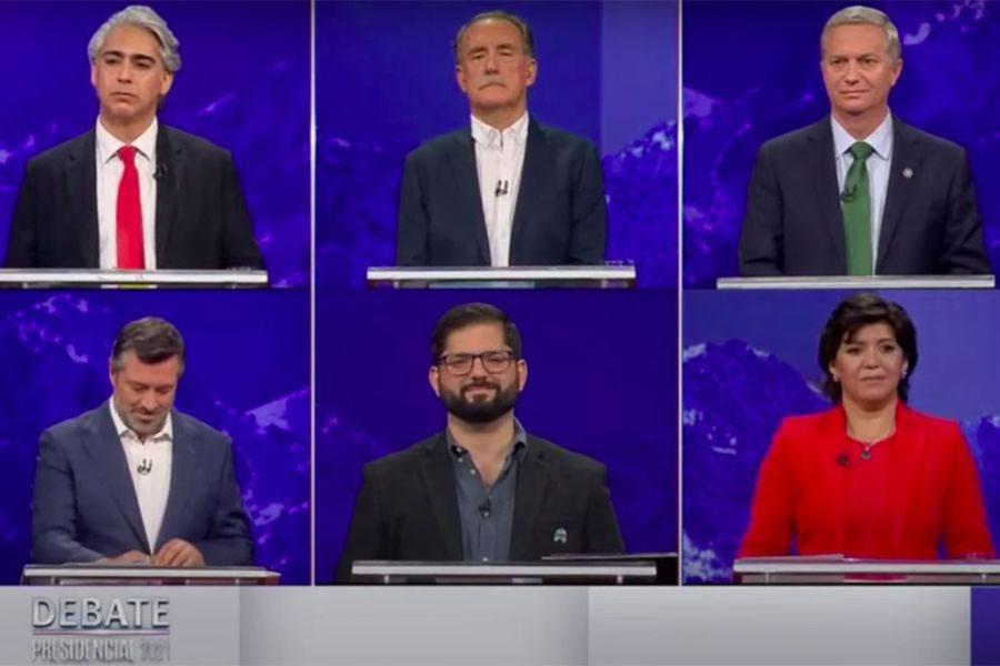 Aristóteles y el debate de candidatos presidenciables