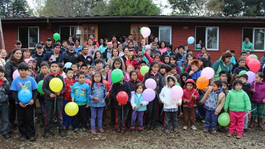 100 años en Oñoico: educación pública y rural en la Araucanía