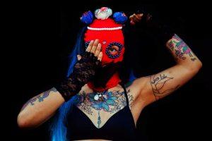 """Colectiva Baila Capucha: """"Yo soy lo oculto. Yo soy las muertas"""""""