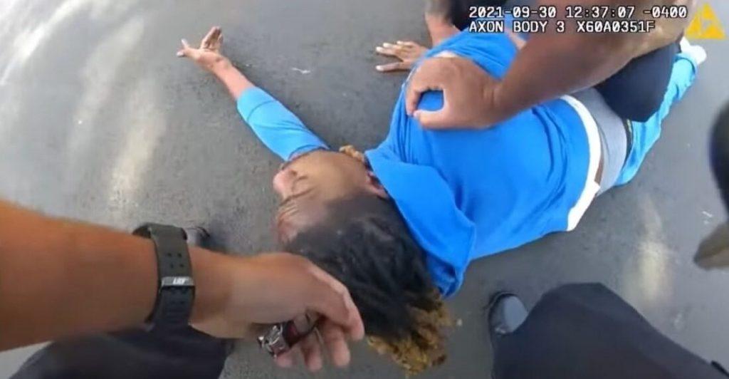 VIDEO| Tensión en EE.UU. tras violenta detención policial a afroamericano parapléjico