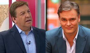 """Julio César Rodríguez responde emplazamiento de Amaro Gómez-Pablos: """"Es penca"""""""