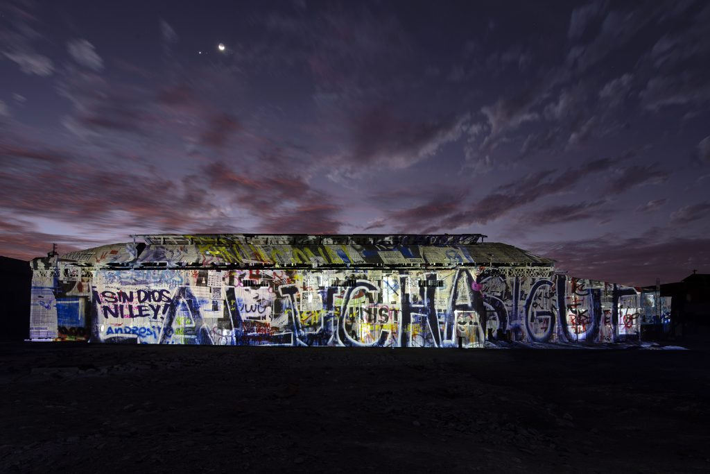 Palimpsesto: La nueva Constitución que empezó a escribirse en los muros y calles