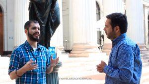 VIDEO| Renato Garín protagoniza #NuevaConstitución: Conversaciones sobre el futuro