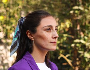 """Nicole Martínez, la candidata que busca """"tomar la posta"""" de Jackson en el Distrito 10"""