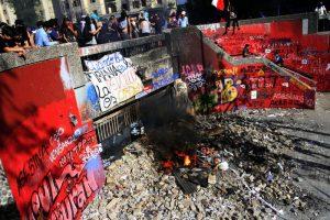 ADELANTO  El Nacho me invita a manifestarse: Una desaparición en la Estación Baquedano
